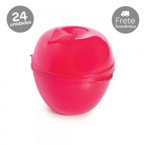 Imagem do produto - Conjunto de Porta Mix Maçã | 24 Peças