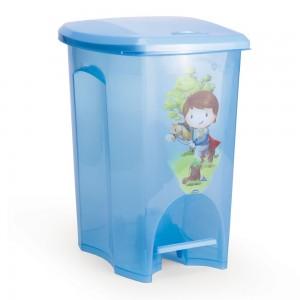 Imagem do produto - Lixeira de Plástico 15 L com Pedal Oliver