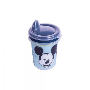 Imagem do produto - Copo de Plástico 330 ml para Transição com Fechamento Rosca Michey Baby