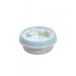 Imagem do produto - Pote de Plástico Redondo 390 ml Dino Rosca