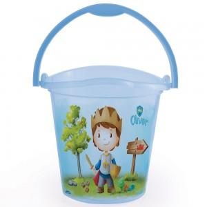 Imagem do produto - Balde de Plástico 8 L com Alça Oliver