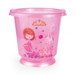 Imagem do produto - Banheira de Plástico 17,2 L Sensitive Baby Princess