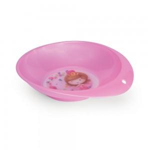Imagem do produto - Prato de Plástico 750 ml Baby Princess