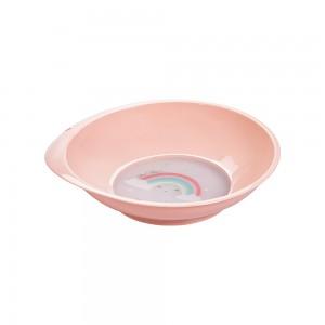 Imagem do produto - Prato de Plástico 750 ml Arco Íris