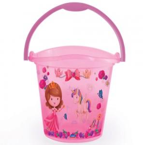 Imagem do produto - Balde de Plástico 8 L com Alça Baby Princess