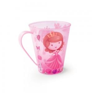 Imagem do produto - Caneca de Plástico 360 ml Baby Princess
