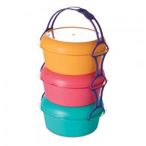 Imagem do produto - Jogo 3 Marmitas Com Alça (a)