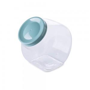 Imagem do produto - Baleiro de Plástico 1,5 L com Tampa Rosca