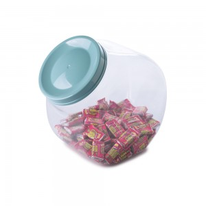 Imagem do produto - Baleiro de Plástico 2,3 L com Tampa Rosca