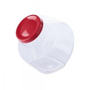 Imagem do produto - Baleiro de Plástico 4,7 L com Tampa Rosca
