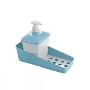 Imagem do produto - Conjunto para Porta Detergente de Plástico Quadrado