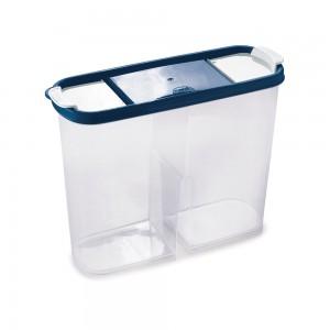 Imagem do produto - Guarda Tudo de Plástico Retangular 2,4 L Dueto