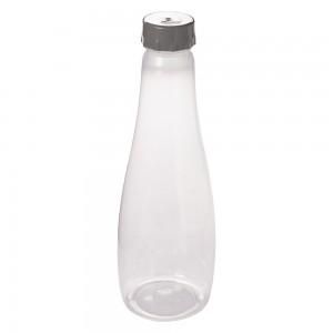 Imagem do produto - Garrafa de Plástico 1 L com Tampa Rosca Clássica