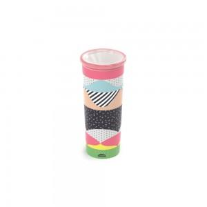 Imagem do produto - Copo de Plástico 530 ml Antivazamento com Válvula de Silicone e Câmara de Dosagem