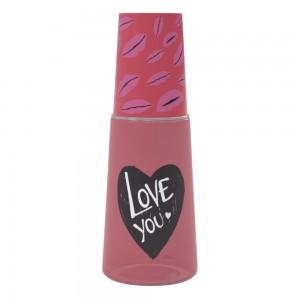 Imagem do produto - Garrafa Moringa de Plástico 960 ml com Copo Fun