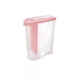 Imagem do produto - Porta Sabão em Pó de Plástico 1 kg com Tampa e Dosador
