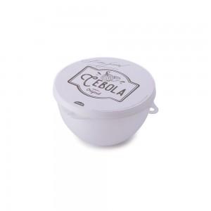 Imagem do produto - Pote de Plástico com Tampa Fixa para Cebola Edu