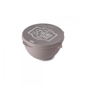 Imagem do produto - Pote de Plástico com tampa Fixa para Cheiro Verde Edu Guedes