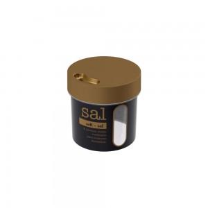 Imagem do produto - Porta Mantimento Redondo Rosca Sal 800 ml Glamour