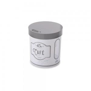 Imagem do produto - Pote de Plástico Redondo 1,8 L para Café Edu Guedes