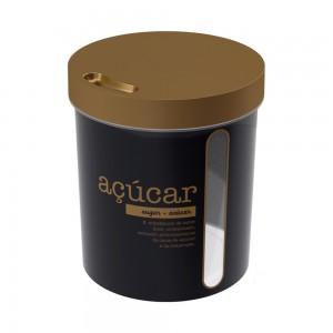 Imagem do produto - Porta Mantimento Redondo Rosca Açúcar 4,4 L Glamour