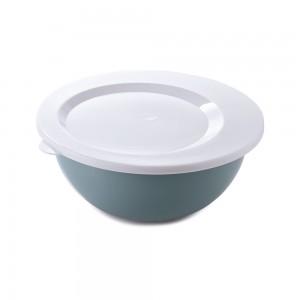 Imagem do produto - Tigela de Plástico 5,2 L com Tampa Edu Guedes