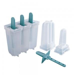 Imagem do produto - Sorveteira de Plástico com Recheio Edu 4 Unidades