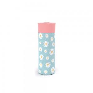 Imagem do produto - Garrafa de Plástico 500 ml com Tampa Rosca De Bem com a Vida