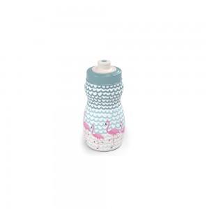 Imagem do produto - Garrafa Squeeze de Plástico 300 ml com Tampa Rosca De Bem com a Vida