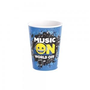 Imagem do produto - Copo de Plástico 320 ml Emoji