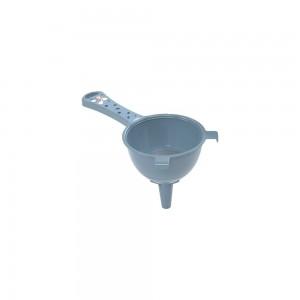 Imagem do produto - Peneira de Plástico Diâmetro de 10 cm com Funil Encaixáxel Fazenda