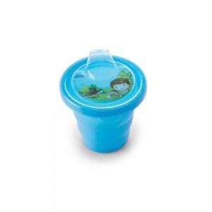 Imagem do produto - Copo de Plástico 200 ml com Tampa e Bico Oliver