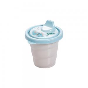 Imagem do produto - Copo de Plástico 200 ml com Tampa e Bico Dino
