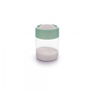 Imagem do produto - Porta Tempero de Plástico com Válvula de Silicone Médio