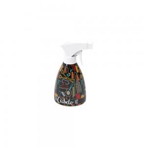 Imagem do produto - Borrifador de Plástico 300 ml com Válvula - Álcool