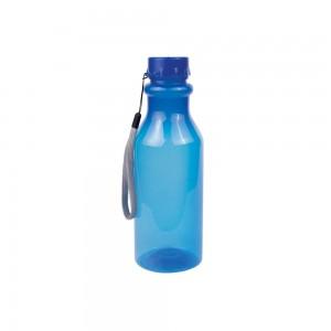 Imagem do produto - Garrafa de Plástico 500 ml com Tampa Rosca Retrô Neon