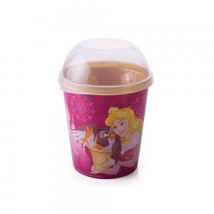 Imagem do produto - Porta Mix Pipoca 600 ml | Princesas Colecionáveis