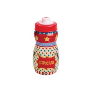 Imagem do produto - Garrafa Squeeze de Plástico 300 ml com Tampa Rosca Circo