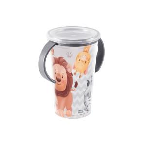 Imagem do produto - Copo com Alça 280 ml | Filhotes - Magic