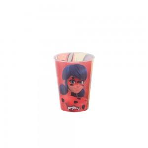 Imagem do produto - Copo de Plástico 320 ml Miraculous