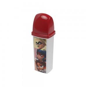 Imagem do produto - Dental Case de Plástico com Tampa Miraculous Ladybug