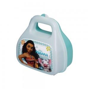 Imagem do produto - Pote de Plástico com Tampa Fixa em Formato de Bolsinha com Alça Moana