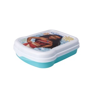 Imagem do produto - Sanduicheira de Plástico com Tampa Fixa Moana