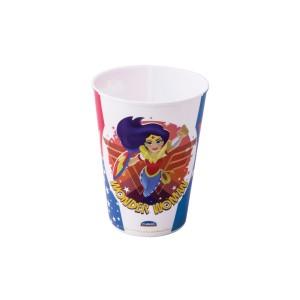 Imagem do produto - Copo de Plástico 320 ml Super Hero Girls