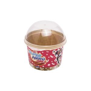 Imagem do produto - Porta Mix Pipoca 400 ml | Super Hero Girls