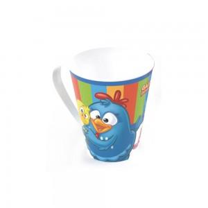 Imagem do produto - Caneca de Plástico 360 ml Galinha Pintadinha