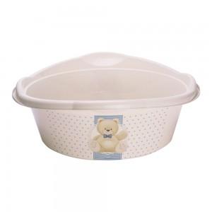 Imagem do produto - Bacia de Plástico Redonda 17 L com Pegador Ursa