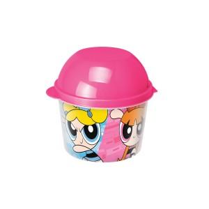 Imagem do produto - Porta Mix Pipoca 400 ml | As Meninas Super Poderosas