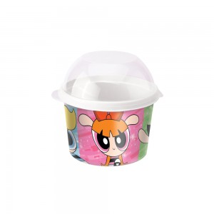 Imagem do produto - Porta Mix Pipoca 400 ml   As Meninas Super Poderosas