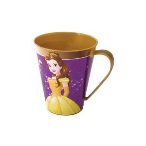 Imagem do produto - Caneca de Plástico 360 ml Princesas Colecionáveis